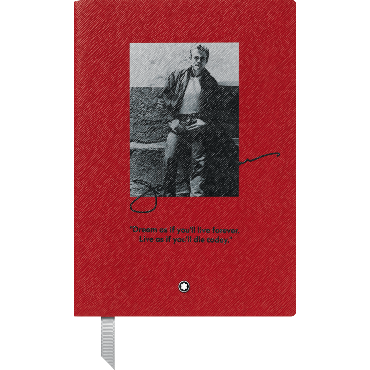 FINE STATIONERY Notebook #146 JAMES DEAN liniert Special Edition*****