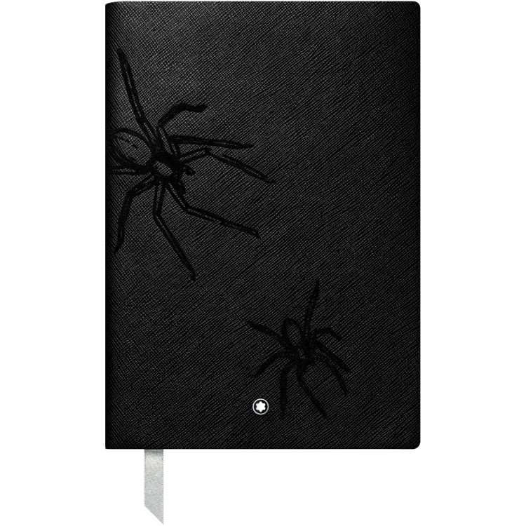 FINE STATIONERY Notebook #146 HERITAGE ROUGE & NOIR SPIDER liniert Special Edition*****