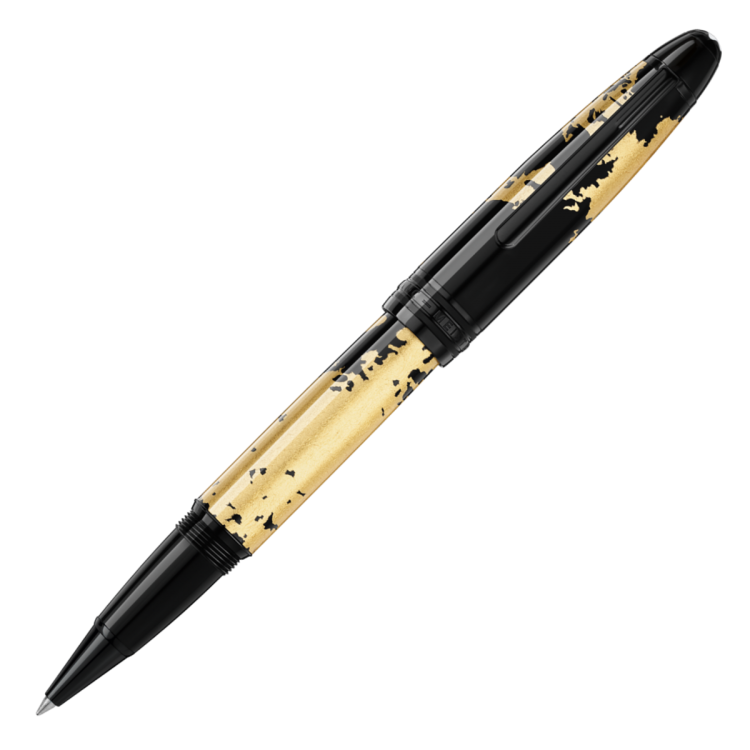 Meisterstück SOLITAIRE Gold Leaf Calligraphy LEGRAND Rollerball